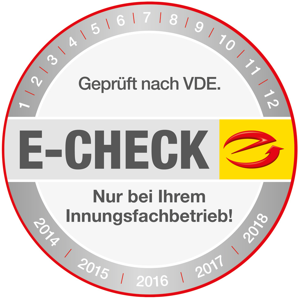 Der E-Check bei Martin Markhof in Warmensteinach